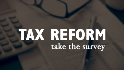 Tax Reform feature image